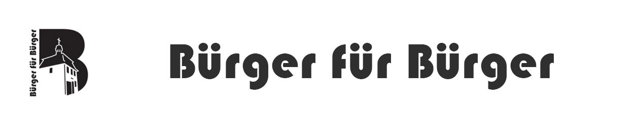 Bürger für Bürger e.V.